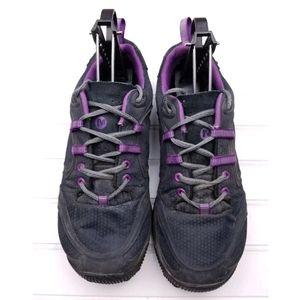Merrell Black Gore-Tex Trail Running Shoes Womens